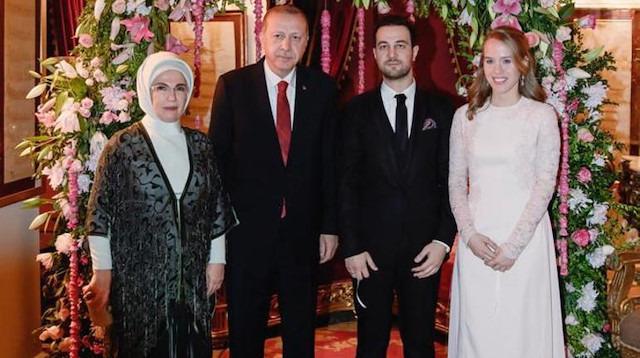 Yıldırım Demirören'in kızı evlendi: Nikah şahitliğini Cumhurbaşkanı yaptı