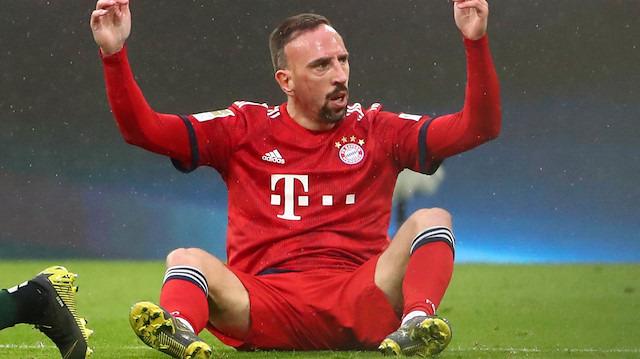 Ribery'nin son durağı Katar olabilir