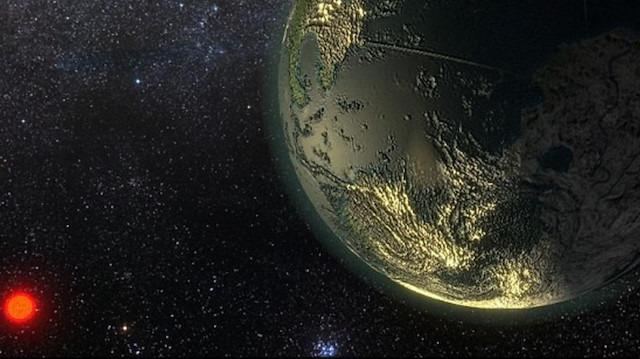 Yeni bir 'öte gezegenin' varlığına dair kanıtlar bulundu