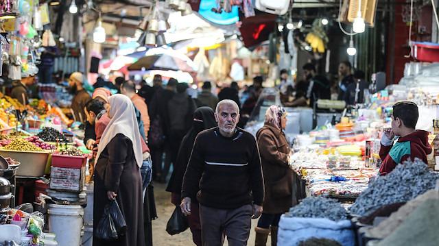 Filistin ekonomisinin yaşadığı kriz büyüyor