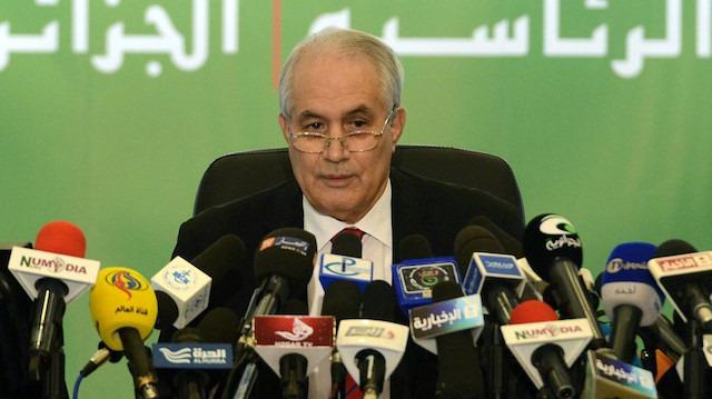 Cezayir Anayasa Konseyi Başkanı istifa etti