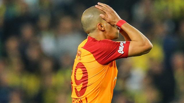 Galatasaray'da Feghouli endişesi