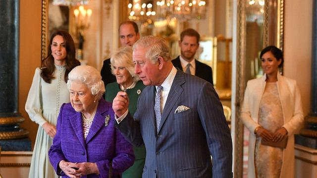 İngiliz Kraliyeti'nin 'kalbi kırık'