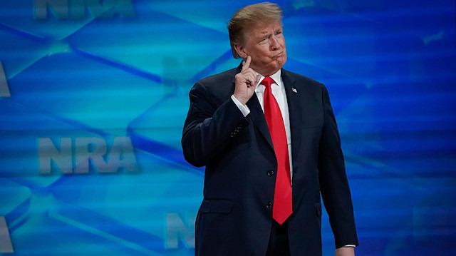 Donald Trump: BM Silah Ticareti Anlaşmasından çekiliyoruz