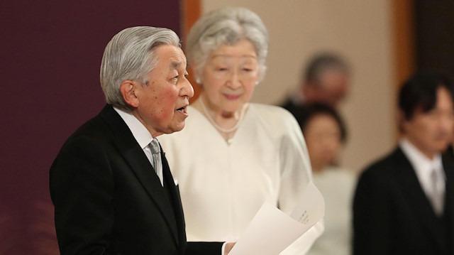 Akihito'nun 30 yıllık süreci: Resmen sona erdi