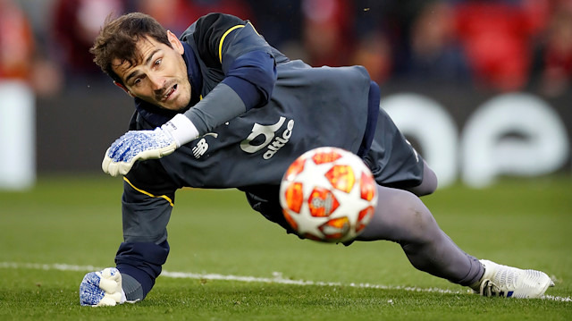 Casillas'ın efsanevi kurtarışları