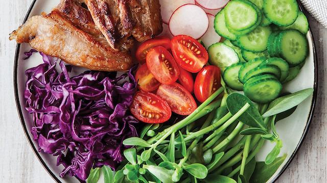 Yemeğin yanında 'salata' olmadan olmaz diyenlerden misiniz?
