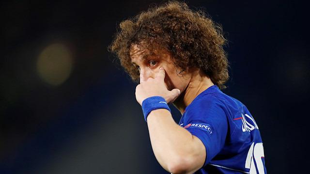 7-1'lik kabus David Luiz'in peşini bırakmıyor