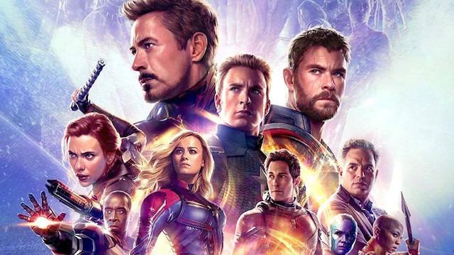 Avengers: Endgame'in gişe hasılatı rekor seviyede ilerliyor