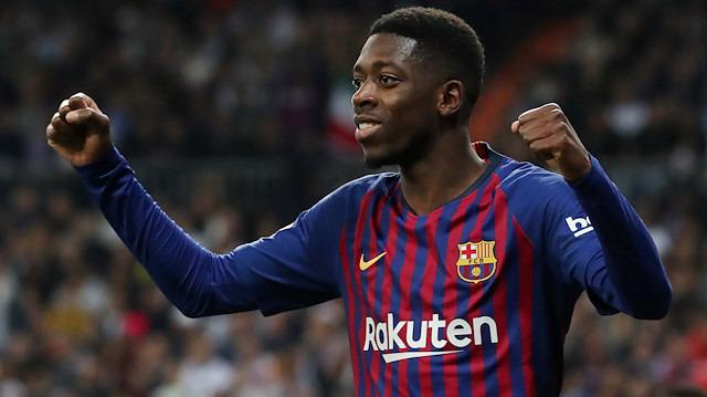 Dembele'nin Barcelona kariyerine 'sakatlıklar' damga vuruyor