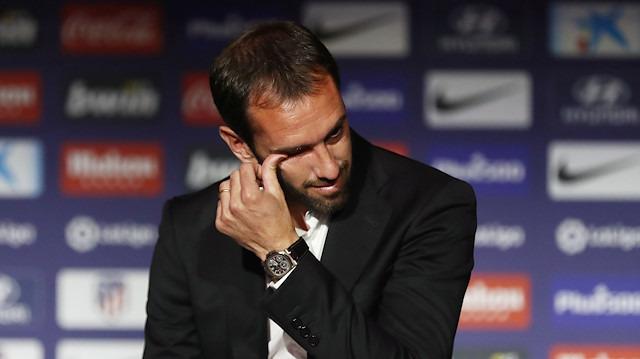 Bir devir kapandı: Diego Godin artık Inter'de
