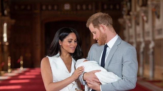 Meghan Markle ve Prens Harry'nin bebeğinin ismi açıklandı