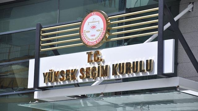 23 Haziran İstanbul seçimleri için esas ve usuller belirlendi