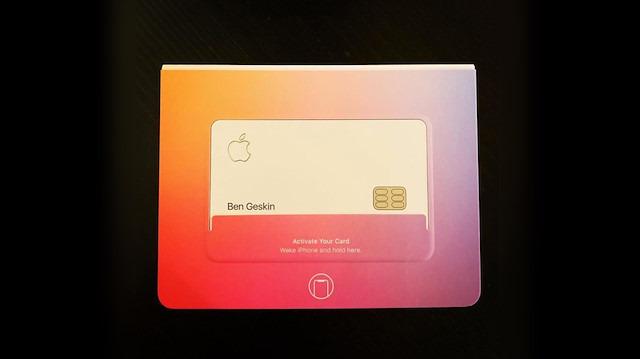 Apple'ın özel ödeme sistemi Apple Card ilk kez göründü: 'Ne vadediyor?'