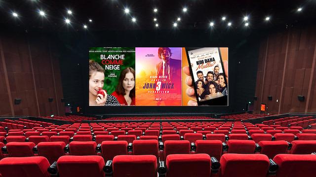 Beyaz perdede bu hafta bizleri hangi filmler bekliyor?