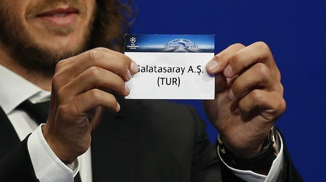 Zor Kura: Galatasaray'ın muhtemel rakipleri