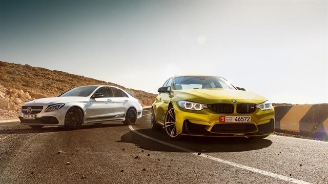 BMW'den Mercedes'e şık gönderme: 'Artık özgürsün!'