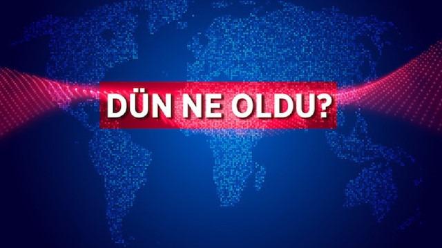 22 Mayıs 2019: 6 Başlıkta Türkiye'de ve dünyada öne çıkan haberler