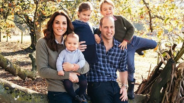 Kate Middleton ve Prens William'ın aile saadeti: Onları hiç böyle görmediniz