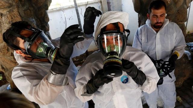 Suriye'de yeniden kimyasal silah alarmı