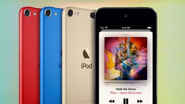 Yeni tanıtılan iPod touch aslında Apple hakkında birçok şeyi anlatıyor