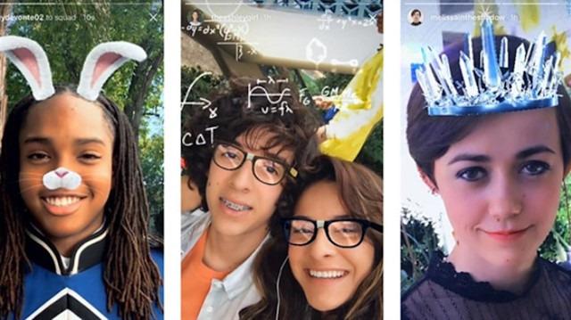 Snapchat, biyometrik verileri yüz filtresi ile topluyor mu?