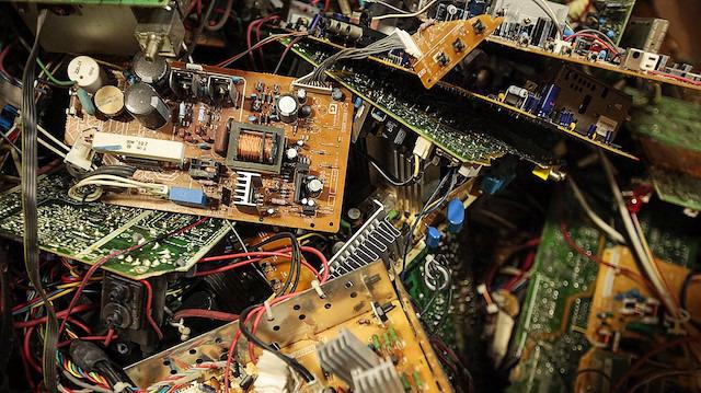 Afrika'nın 'sorunlarından' sadece biri: İthal elektronik atıklar