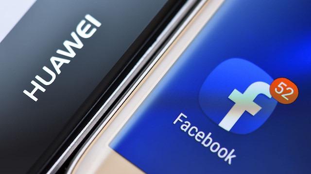 Facebook, Huawei'nin yeni cihazlarında yüklü olarak gelmeyecek
