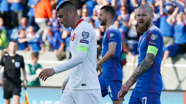 Türkiye-İzlanda arasındaki gerilimin gölgesinde 2-1'lik yenilgi