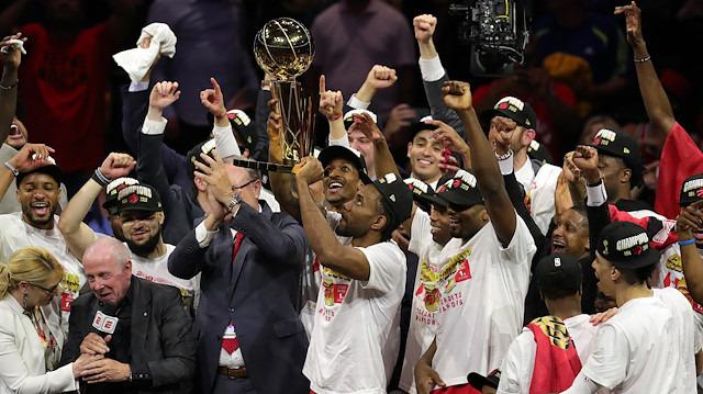 Toronto Raptors'ın şampiyonluğu neden tarihi?