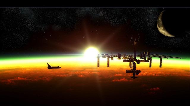 NASA açıkladı: 'Git, gideceksen bekleme!'
