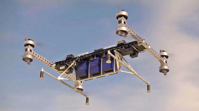 Kargo drone'ları harekete geçti: 'Paketler daha uzağa, daha hızlı gidecek'