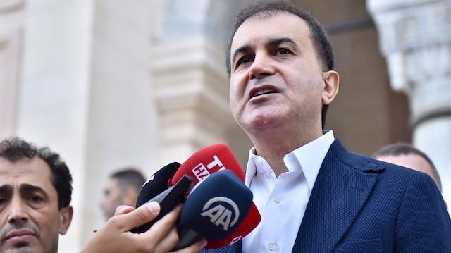 AK Parti Sözcüsü Çelik: Mursi'nin naaşından korkuyorlar