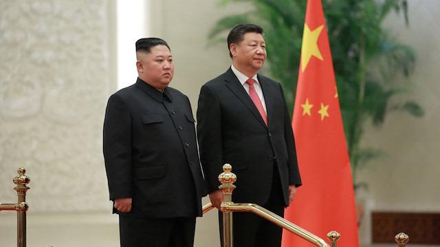 Çin lideri Kuzey Kore'de