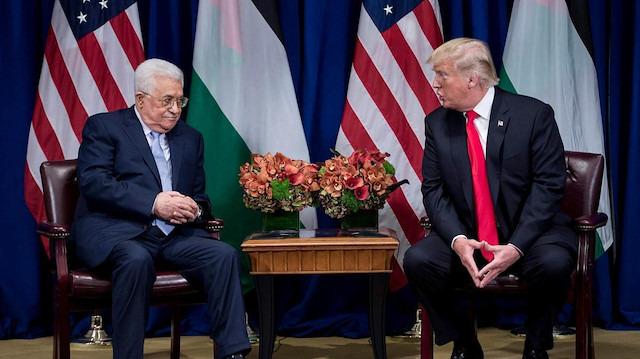 ABD'den Filistin'e 50 milyar dolarlık rüşvet