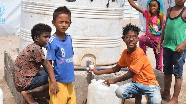 Yemen'de açlık krizi kapıda