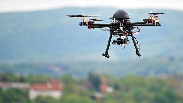 İstanbul semalarında drone alarmı!