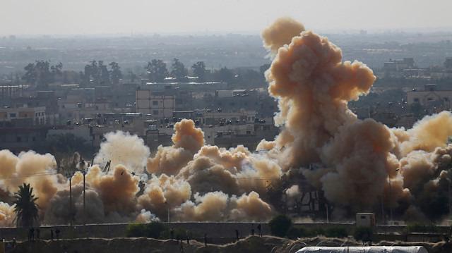 Mısır'da güvenlik noktasına saldırı: 7 polis hayatını kaybetti
