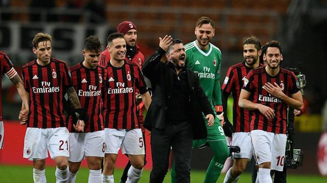 Milan'a kötü sürpriz: Avrupa'dan men edildi!