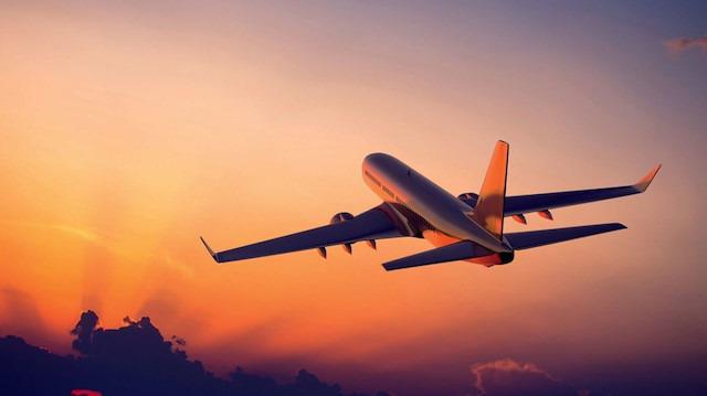 Adana uçağında büyük panik: Kabin basıncı düştü