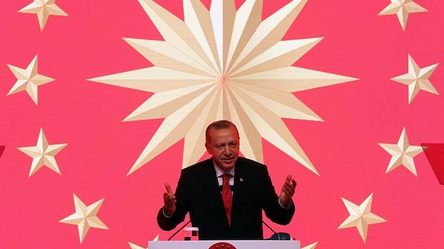 Cumhurbaşkanı Erdoğan'ın YouTube kanalı yayına başladı