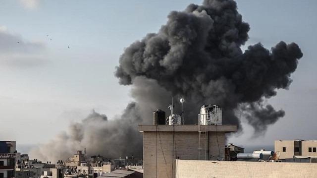 İsrail'den Şam ve Humus'a hava saldırısı: 1'i çocuk 4 ölü