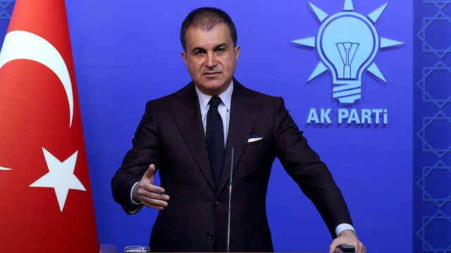 AK Parti sözcüsü Çelik: Libya'daki 6 vatandaşımızın derhal serbest bırakılmasını istiyoruz