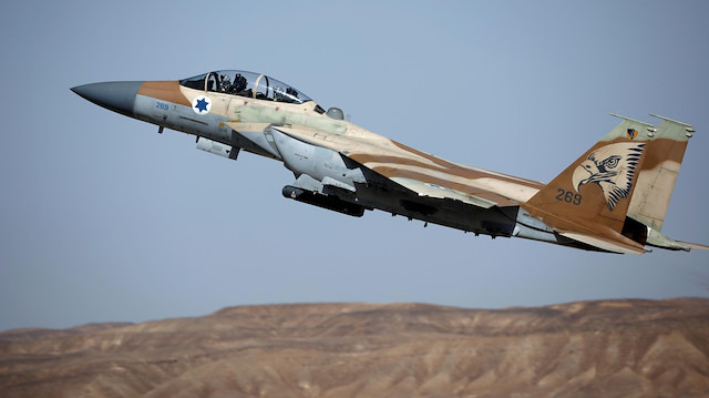 İsrail Esed'i bombaladı mı?