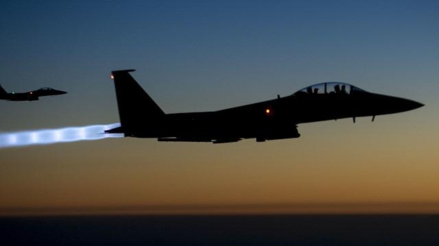Libya'da keşif uçağıyla irtibat kesildi