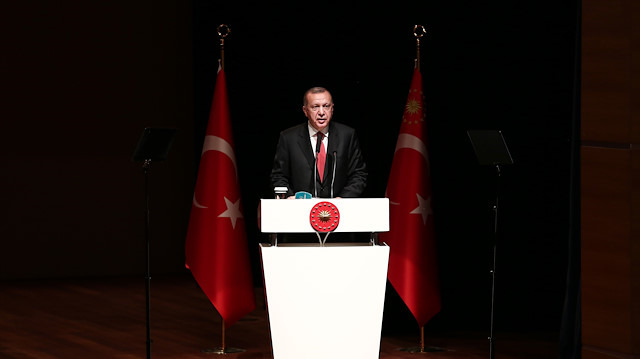Cumhurbaşkanı Erdoğan: Hakkımızı savundukça ambargolar artıyor