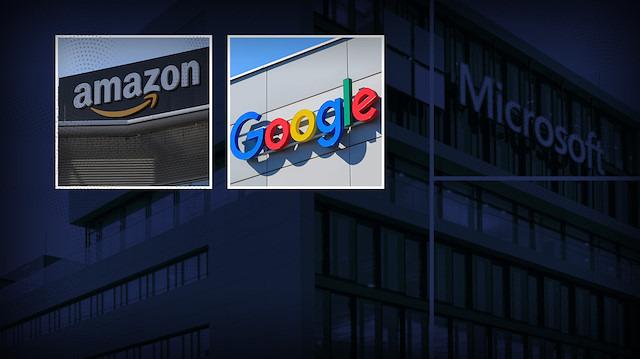 Devler Çin'den uzaklaşıyor: 'Google, Amazon ve Microsoft da harekete geçti'