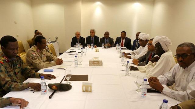 Sudan'da dönüşümlü başkanlık dönemi