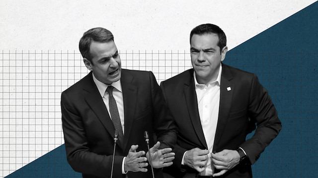 Yunanistan sandık başına gidiyor: Anketler sağ partinin hükümeti kuracağını söylüyor