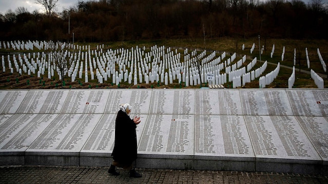 24 yıldır kapanmayan yara: Srebrenitsa Soykırımı
